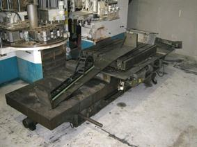 Union 1250 x 1600 mm, Rotary tables