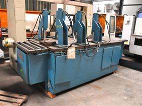 Trennjaeger LKH 180-1000 1650 mm, Circular & abrasive cold sawing machines