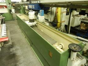 Anor 300J 4000 mm, Knife grinding machines