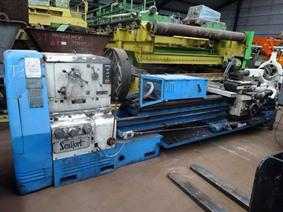 Sculfort Maxicap Ø 780 x 3000 mm, Centre lathes