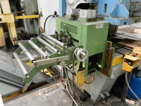 Hoffman CNC high speed feeding unit, Coiler straightening machines
