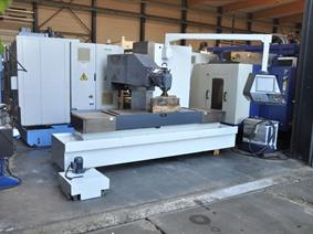 CME BF-01 X: 1800 - Y: 700 - Z: 600mm, Bed milling machines with moving table & CNC