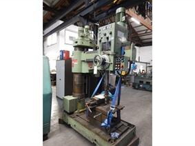 Infratirea GR-412 Mk4, Radial drilling machines