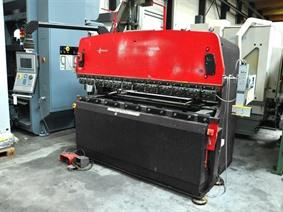 Amada Promecam ITP 80 ton x 2500 mm CNC, Hydraulic press brakes