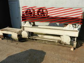 ZM Turning gear 60 ton, Turning gears - Positioners - Welding dericks & -pinchtables