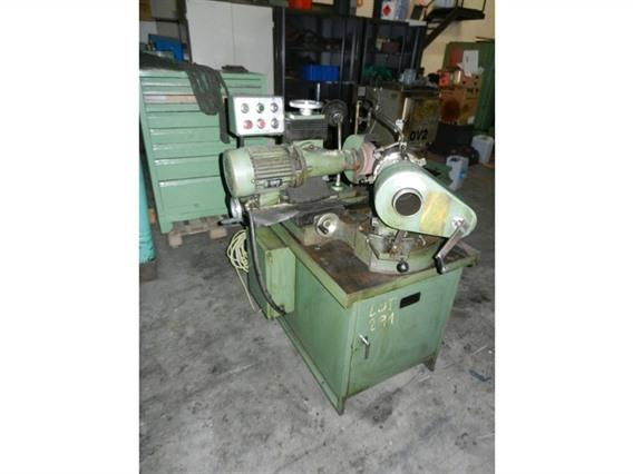FC-80N drill sharpener, Surface grinders with vertical spindle