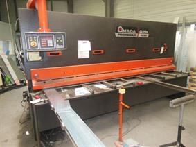 Amada Promecam GPN 3100 x 10 mm CNC, Hydraulic guillotine shears