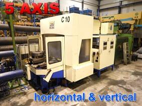 Kao Ming KMC-700 HV X: 1050 - Y: 800 - 950 mm, Vertical machining centers