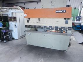 Safan SK 50 ton x 2550 mm CNC, Hydraulic press brakes