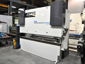 LVD PPEB 110 ton x 3100 mm CNC, Hydraulic press brakes