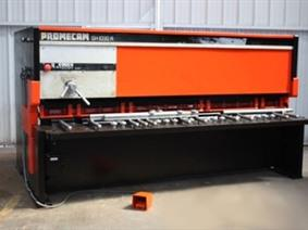 Amada Promecam GH 3100 x 10 mm, Hydraulic guillotine shears