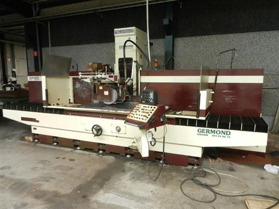 Chevalier 2000 x 610 mm, Surface grinders with horizontal spindle