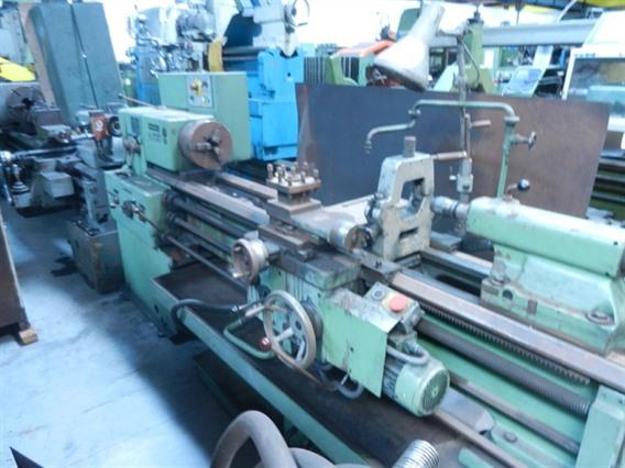 Tos SN40C Ø400 x 1500 mm, Centre lathes