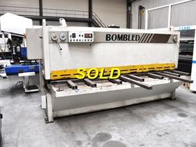 Colly-Bombled GTS 3100 x 10 mm CNC, Hydraulische guillotinescheren