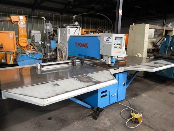 Euromac CX 1000/300 30 ton, Stamping & punching press thin metalsheet