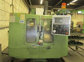 Hartford HV35 X: 500 - Y: 400 - Z: 510mm, Vertical machining centers