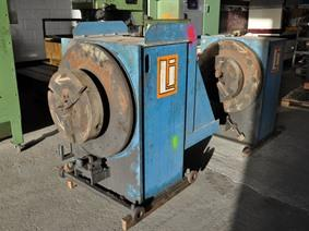 Lambert Jouty Turning gear Ø 1000 mm, Vireurs - Manipulateurs - Potences et tenailles à souder