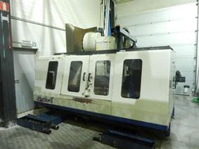 Hartford VMC1230A X: 1230 - Y: 610 - Z: 610mm, Vertical machining centers
