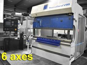 Trumpf Trumabend V85 85 ton x 2050 mm CNC, Hydraulic press brakes