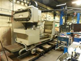 Enshu VMC-650 X: 1300 - Y: 650 - Z: 550 mm, Vertical machining centers