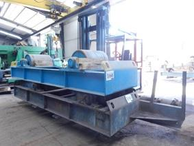 ZM Turning gear 120 ton, Turning gears - Positioners - Welding dericks & -pinchtables