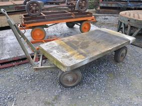 Loading trolley 10 ton, Transportmitteln (reinigung - Hubstapler etc)