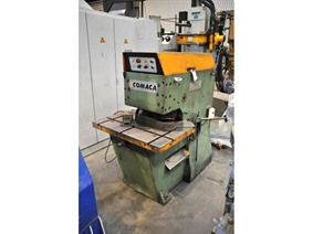 Comaca 300/10 mm, Hydraulic corner notcher