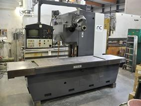 Correa A16 X: 1800 - Y: 800 - Z: 800 mm, Bed milling machines with moving table & CNC