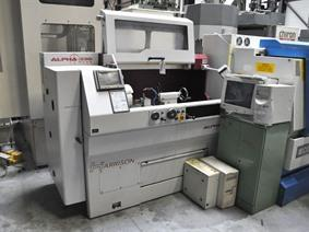 Harrison Alpha 330 plus Ø 330 x 1010 mm CNC, Tours CNC