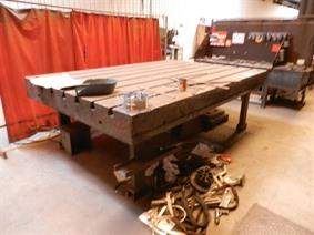 Welding table 3000 x 2000 x250 mm, Tables & Floorplates