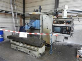 Anayak VH-1800 X: 1800 - Y: 800 - Z: 800mm, Bed milling machines with moving table & CNC
