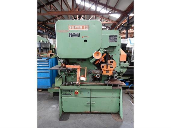 Peddinghaus 210 Super 13 - 60 ton, Stamping & punching press thin metalsheet