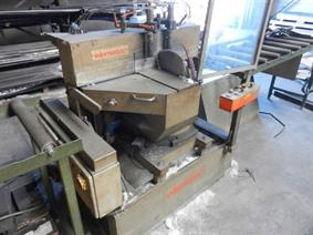 Elumatec table saw, Kaltkreissagemaschinen
