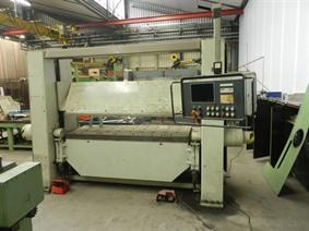 Hera UMV III 2000 x 8 mm CNC, Hydraulic & Mechanical  folding presses