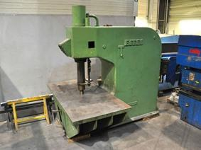 Eitel 100 ton, Open gap presses