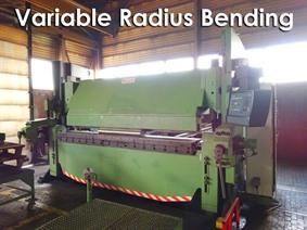 Favrin PHLS 3100 x 30 mm CNC, Hydraulic & Mechanical  folding presses