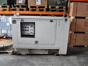 Ace 30 kVa, Driven assemblies / Compressors