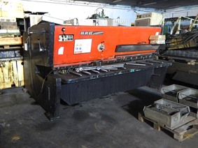 Amada BRG 3040 x 10 mm, Hydraulic guillotine shears
