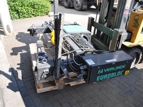 Verlinde hoist 2,5 ton, Ponts Roulants, Palans & Grues