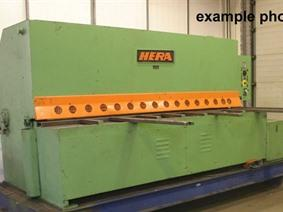 Hera HSS4 3050 x 10 mm, Hydraulic guillotine shears
