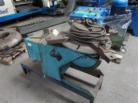 Poisafi 3FP 450 kg, Turning gears - Positioners - Welding dericks & -pinchtables