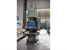 LVD CCT 100 ton, Open gap presses