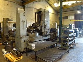 Gould-Eberhardt 72H spur & helical gears, Tandwielafwikkelfreesmachines & Afwikkelfreesmachines