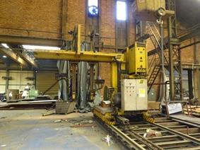 Esab welding crane for composite beams, Vireurs - Manipulateurs - Potences et tenailles à souder