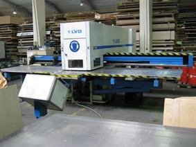 LVD Delta EB 1250 TK, Stamping & punching press thin metalsheet