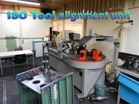 Kelch Pico LCD tool presetter, Vertical digitizing & coordinating measuring Machines