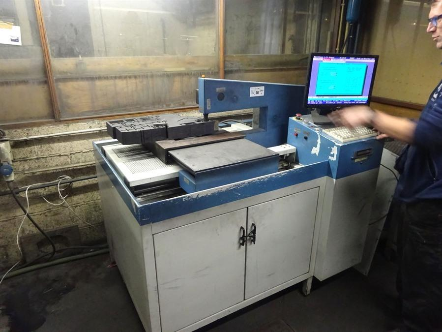 Dramet DS750NC - diamond wire cutting | Band sawing machines, N° 8547