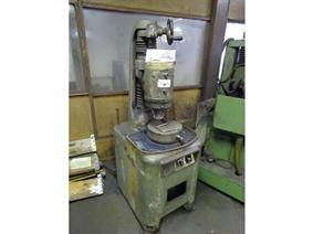 Camurri punch/tool grinder, Tool grinding machines
