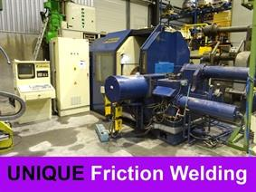 SMFI Inter Hydro CNC friction welding lathe, Токарные станки с ЧПУ