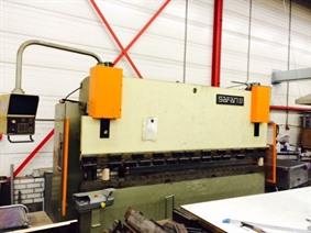 Safan DNCS 80 ton x 3100 mm CNC, Hydraulic press brakes